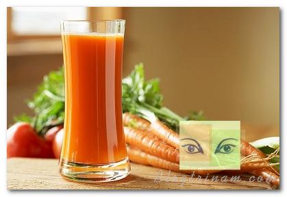 Trị nám da hiệu quả với cà rốt, đúng hay sai?