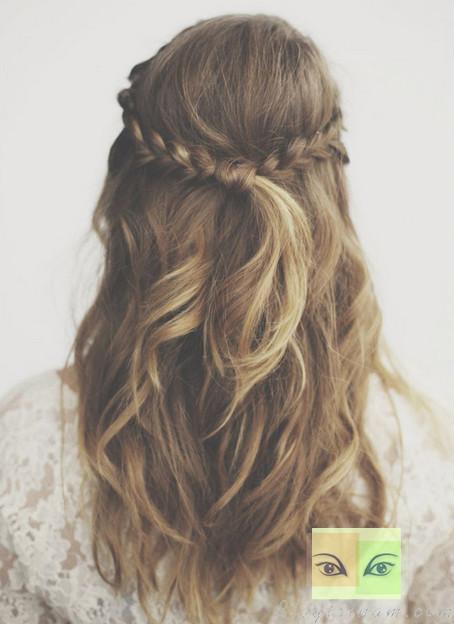 Gợi ý những kiểu tóc quý phái cho mùa lễ