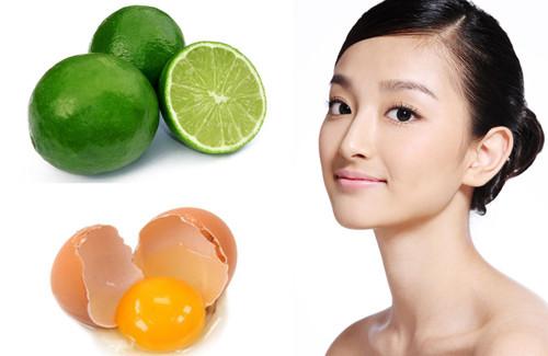 Chỉ sau khoảng 2 tháng đắp mặt nạ trứng gà và chanh bạn sẽ thấy làn da được cải thiện đáng kể