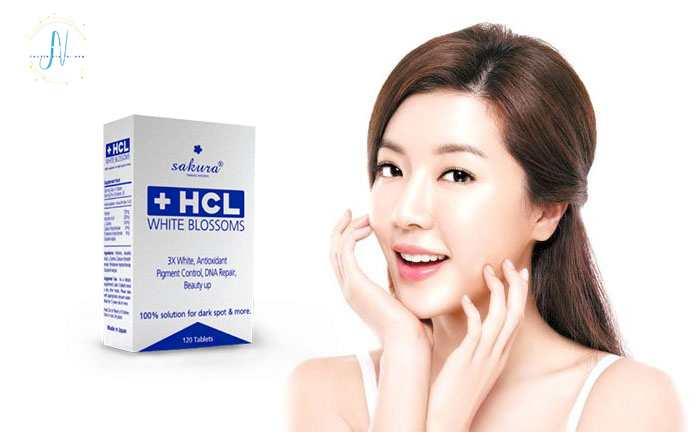 Công dụng tuyệt vời của thuốc trị tàn nhang Sakura HCL