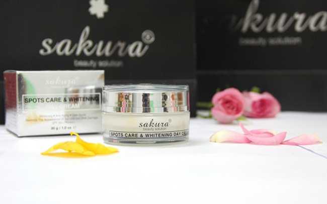 Tại sao Sakura là loại kem trị nám hiệu quả nhất hiện nay