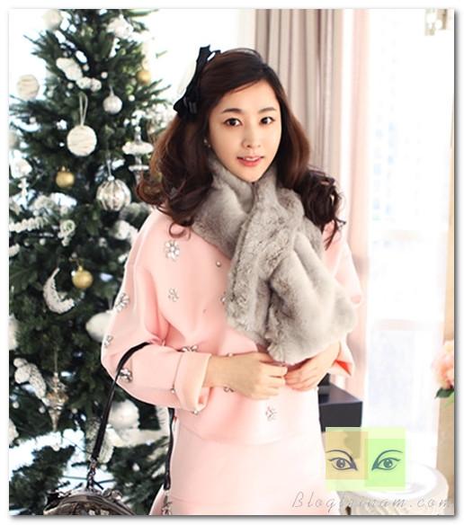 Áo len xinh xắn dành cho mùa lễ hội