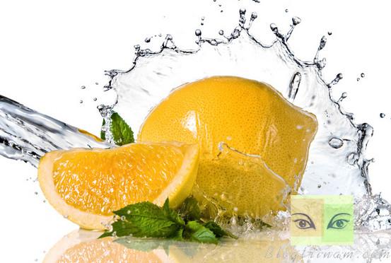 Chanh - 9 thực phẩm quen thuộc giúp giải độc cơ thể