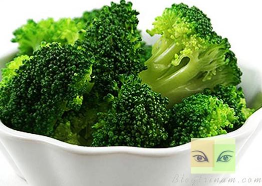 Bông cải xanh - 9 thực phẩm quen thuộc giúp giải độc cơ thể
