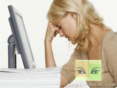 8 Nguy cơ mắc bệnh của dân công sở