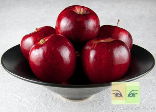 Đơn giản với 3 bí quyết trị nám hiệu quả từ táo