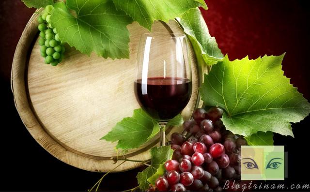 Độc lạ với cách trị nám da hiệu quả từ rượu vang