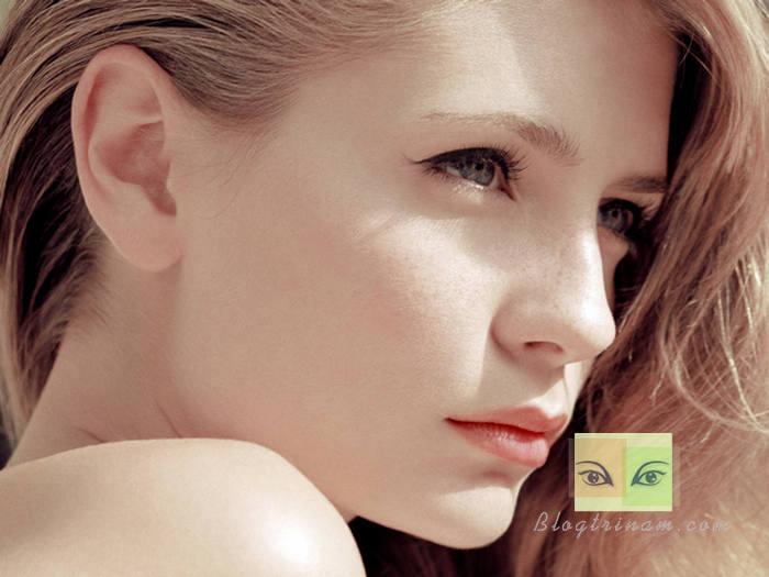 Hơn 90% hài lòng với cách trị nám da mặt bằng tự nhiên