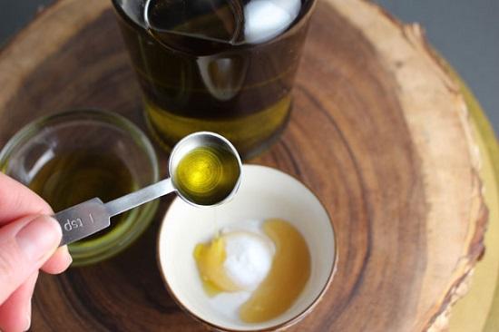Mặt nạ trị nám từ dầu oliu, Mat na tri nam tu dau oliu