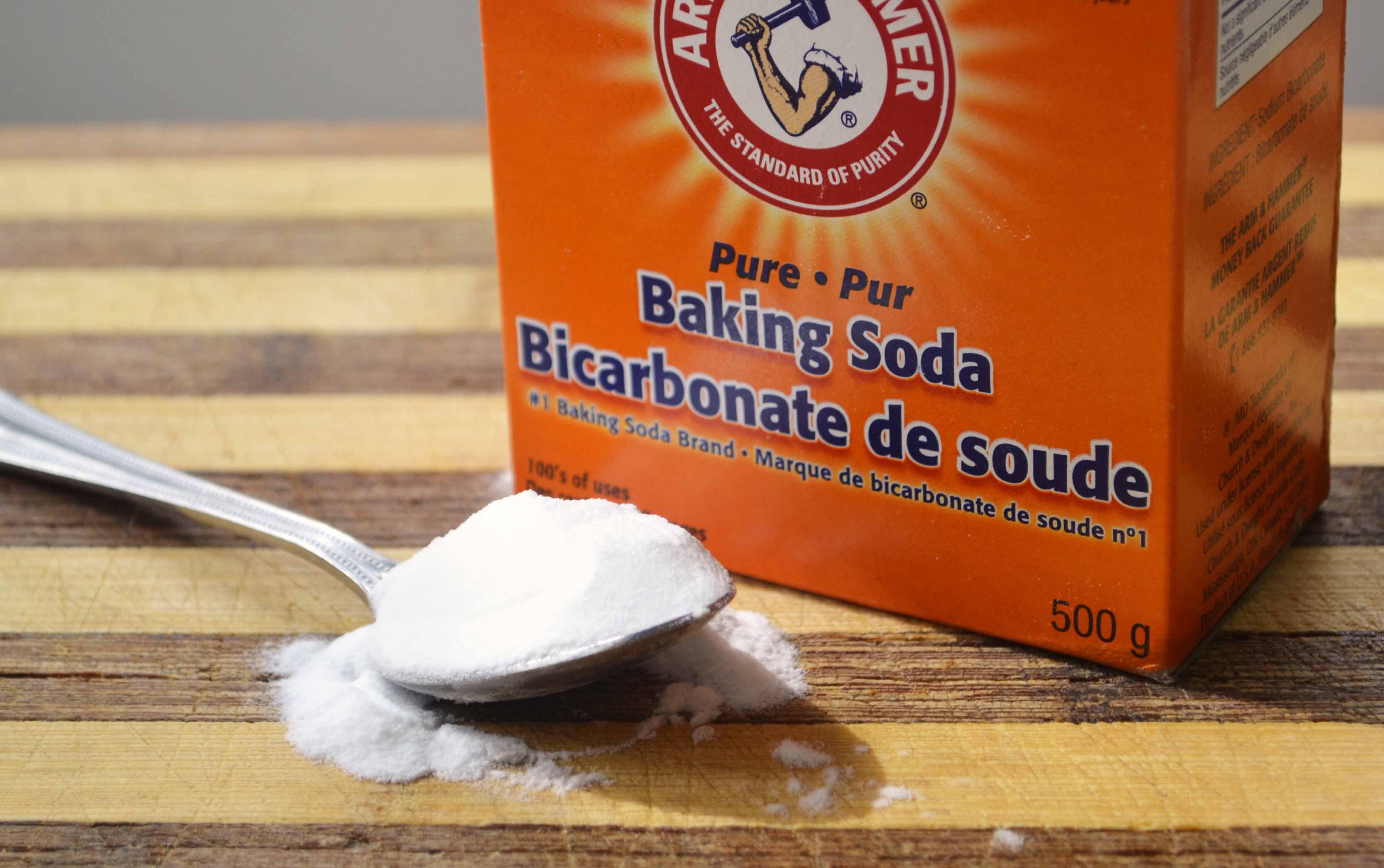 Cách trị nám đơn giản tại nhà với Baking soda